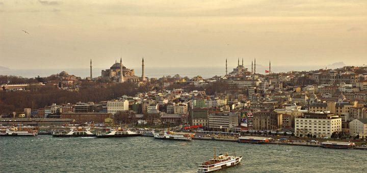 イスタンブルの歴史地区