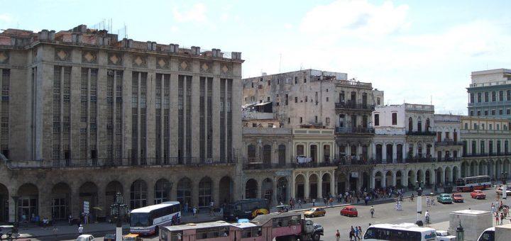 オールド・ハバナ(ハバナ旧市街)とその要塞群