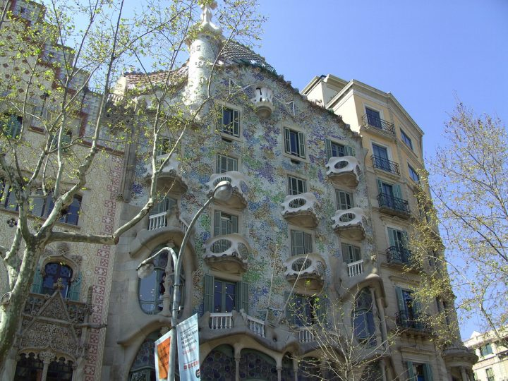 photo credit: Casa Batlló via photopin (license)