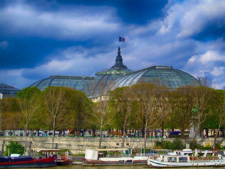 グラン・パレ|パリのセーヌ河岸