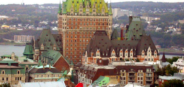 ケベック歴史地区