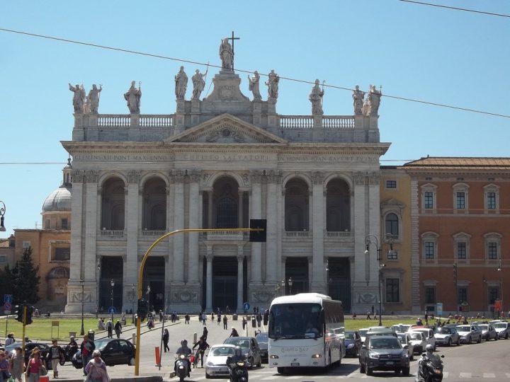 【世界遺産】ローマ歴史地区、教皇領とサン・パオロ・フオーリ・レ・ムーラ大聖堂