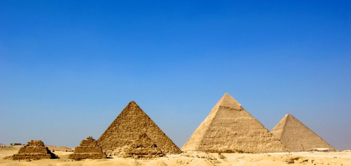 メンフィスとその墓地遺跡 – ギザからダハシュールまでのピラミッド地帯