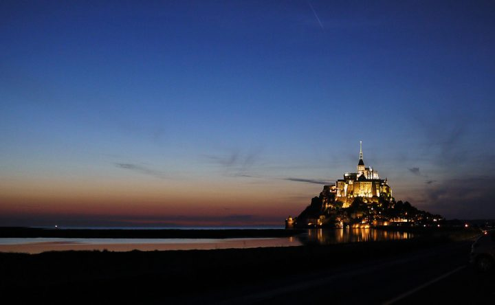photo credit: Mont St Michel by Night via photopin (license)