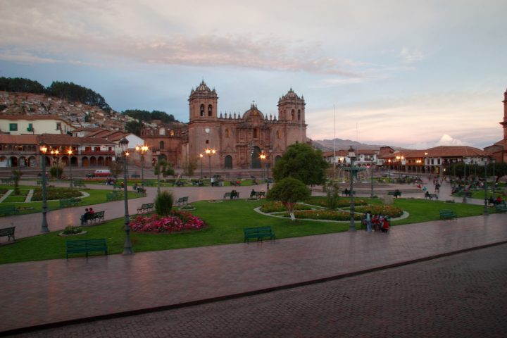 photo credit: Plaza de Armas sunset - Cusco - Peru via photopin (license)