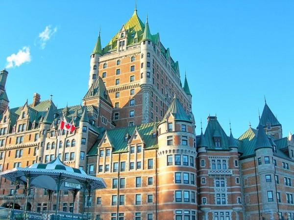 世界遺産・ケベック歴史地区