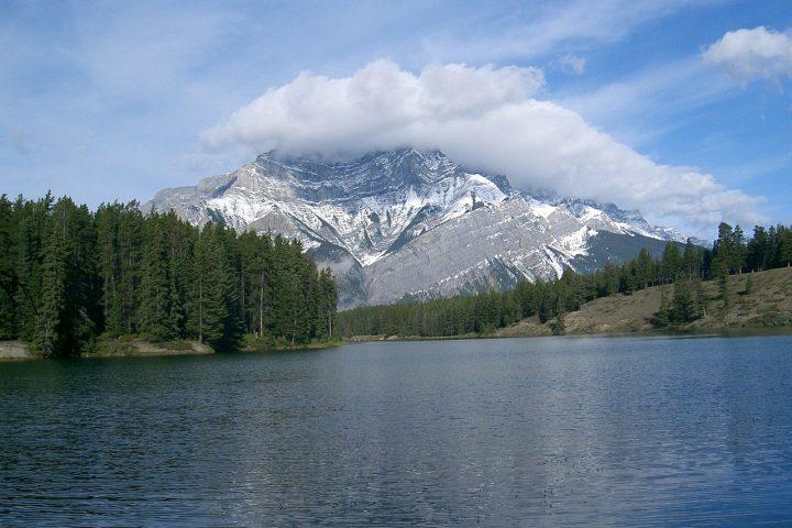 世界遺産・バンフ国立公園