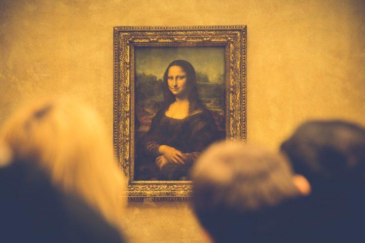 世界遺産・ルーヴル美術館・パリのセーヌ河岸 (2)