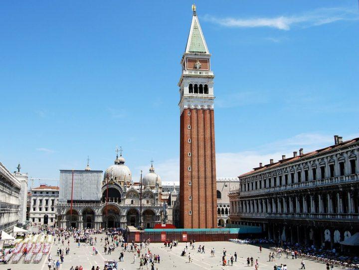 世界遺産・ヴェネツィアとその潟