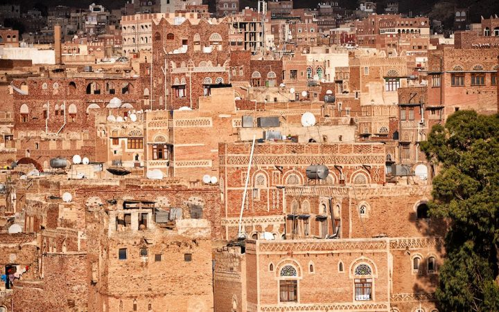photo credit: Old City, Sana'a, Yemen via photopin (license)