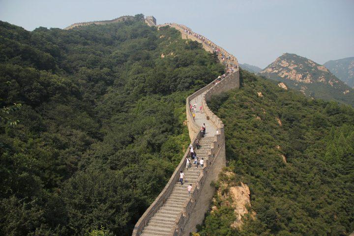 世界遺産:万里の長城