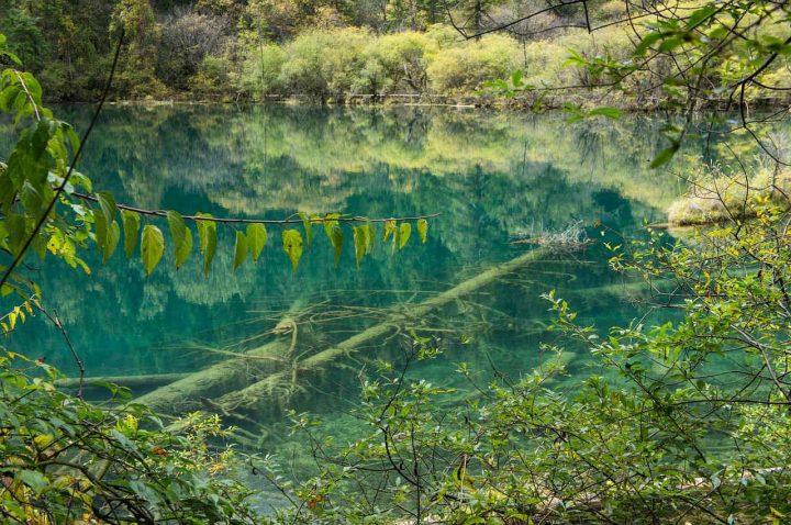 【世界遺産】九寨溝の渓谷の景観と歴史地域