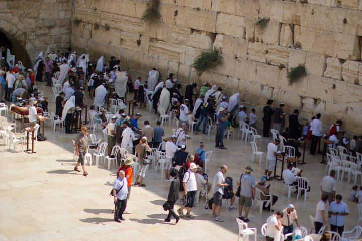嘆きの壁 エルサレムの旧市街とその城壁群