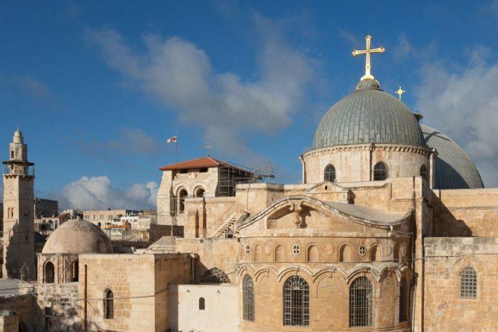 【世界遺産】エルサレムの旧市街とその城壁群