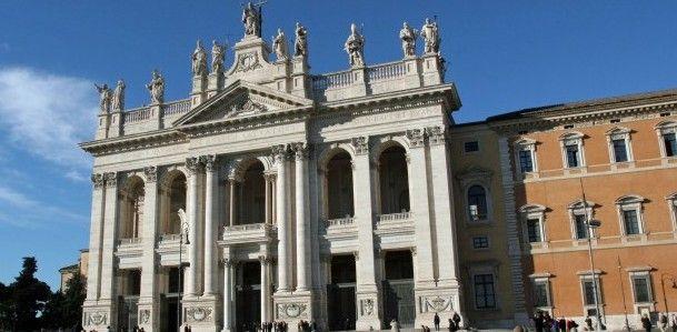 世界遺産 サン・ジョヴァンニ・イン・ラテラノ大聖堂