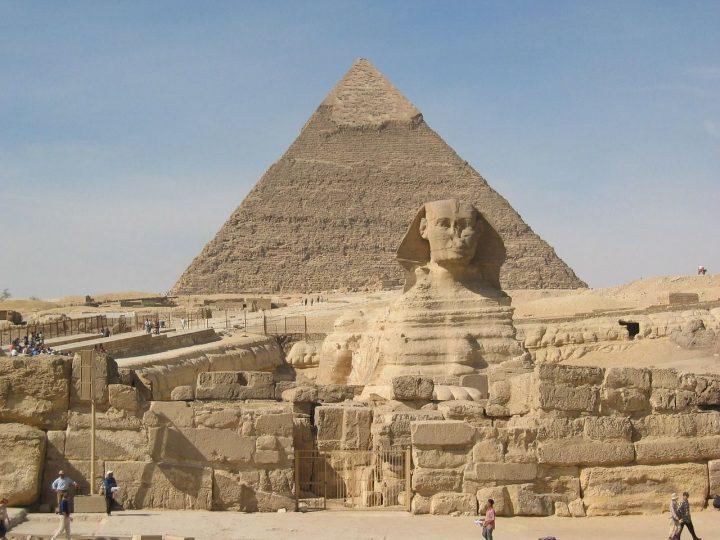 世界遺産【エジプトのピラミッド】