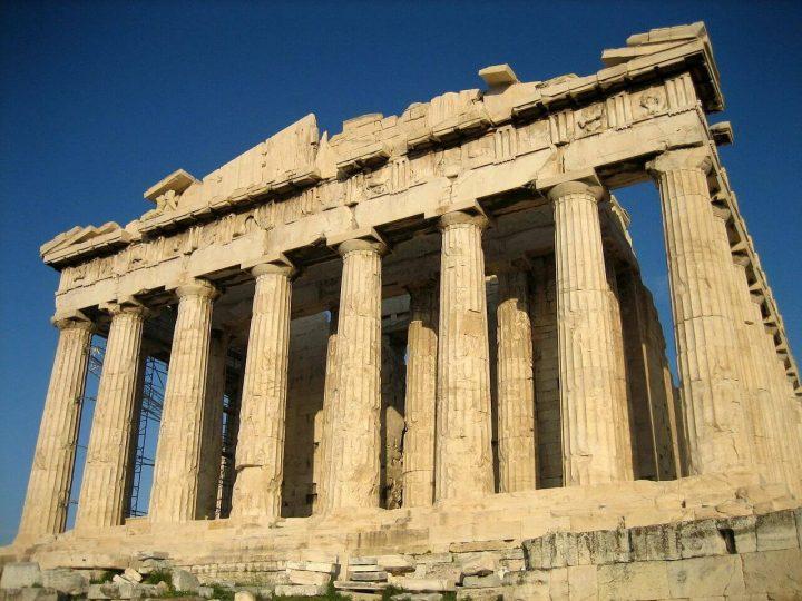 アテネのアクロポリス