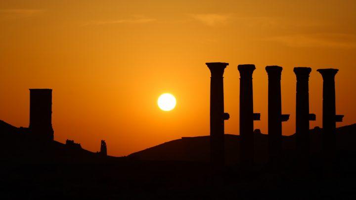 【世界遺産】パルミラの遺跡