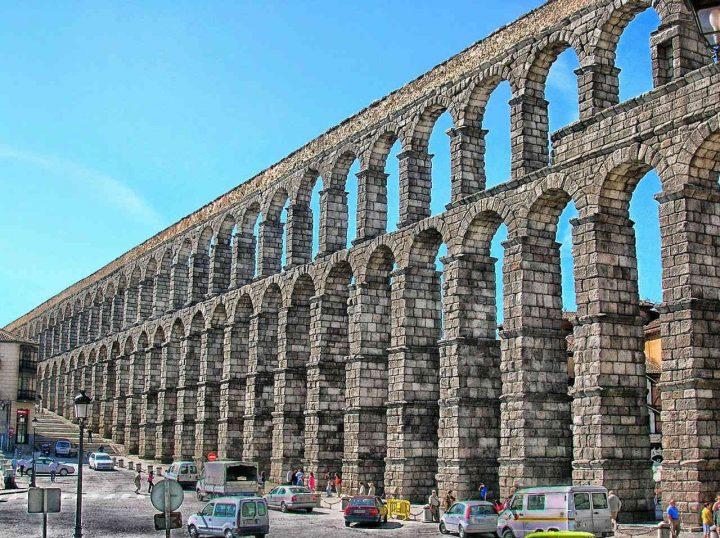 【世界遺産】セゴビア旧市街とローマ水道橋