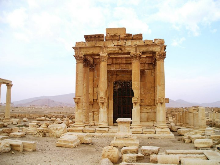 photo credit: Temple of Baal Palmyra via photopin (license)