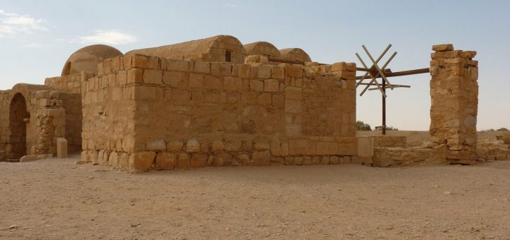 アムラ城(カスル・アムラ)