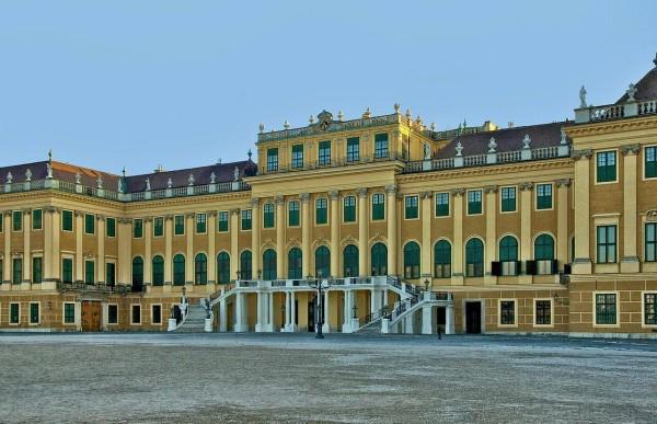 世界遺産【シェーンブルン宮殿と庭園群】