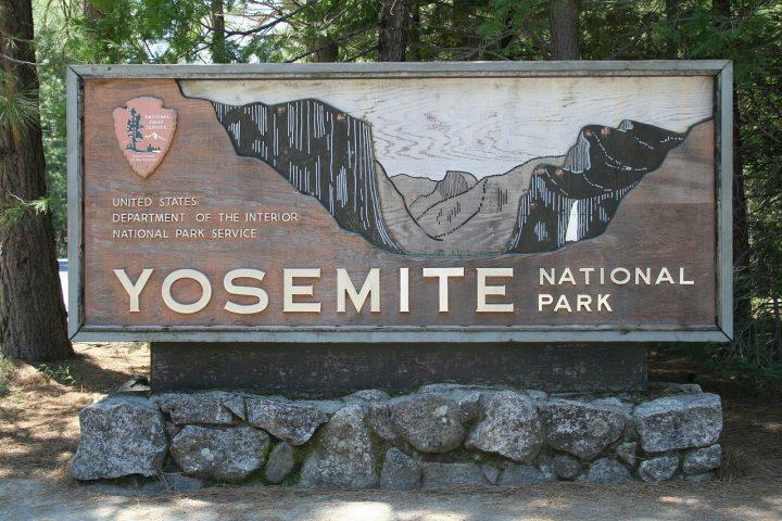 世界遺産・ヨセミテ国立公園