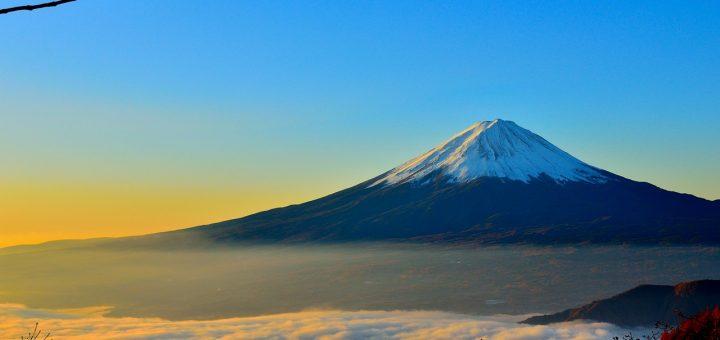 富士山-信仰の対象と芸術の源泉