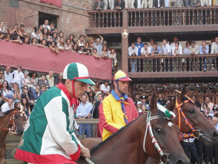 photo credit: Palio 2 luglio 2011 - Prima prova via photopin (license)
