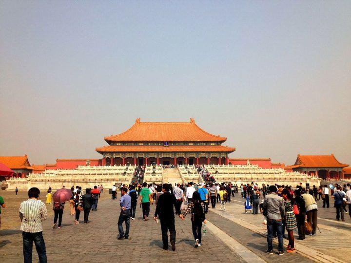 【世界遺産】北京と瀋陽の明・清朝の皇宮群
