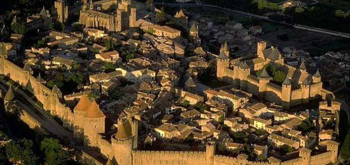 歴史的城塞都市カルカソンヌの画像 p1_8