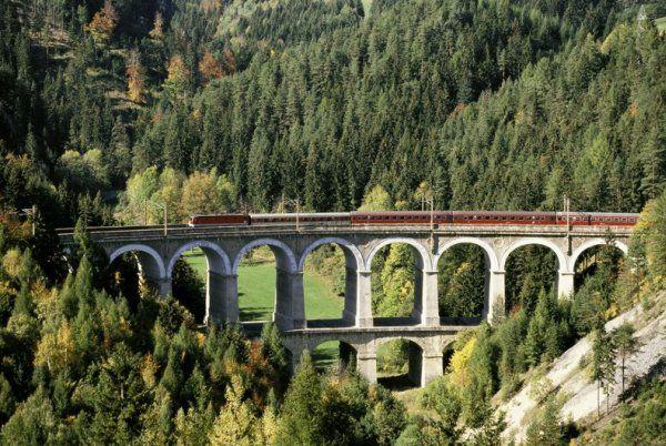 ゼメリング鉄道の画像 p1_18