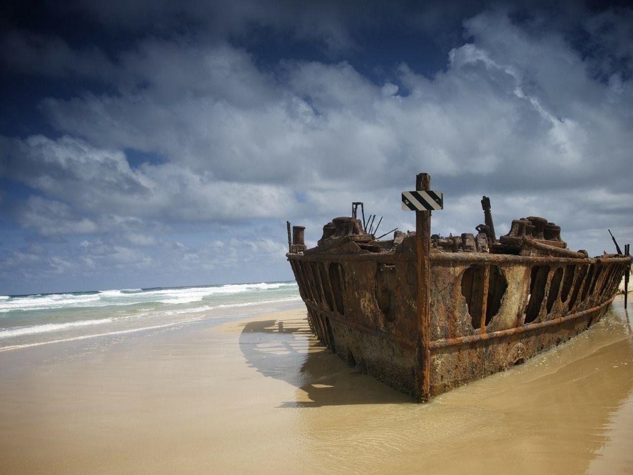 世界遺産・フレーザー島