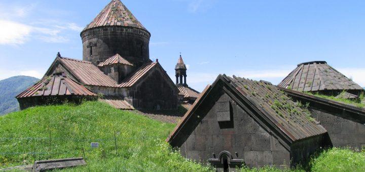 ハフパット修道院とサナイン修道院