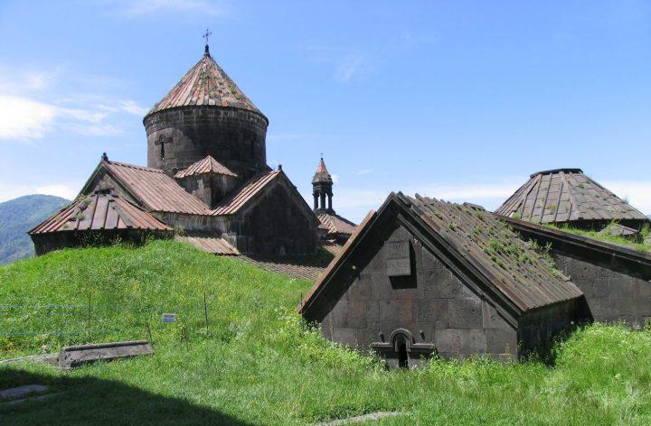 【世界遺産】ハフパット修道院とサナイン修道院
