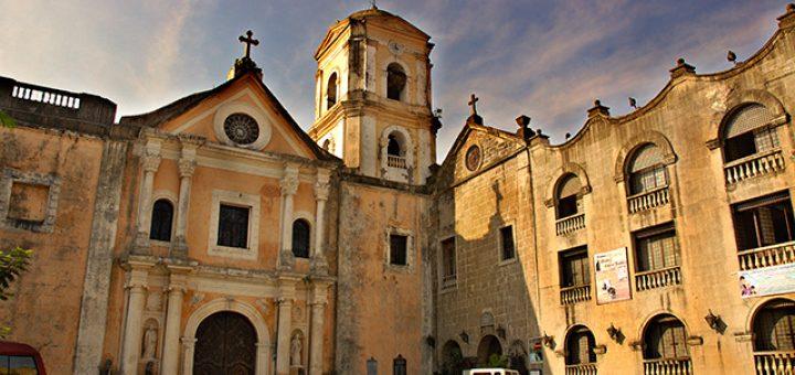 フィリピンのバロック様式教会群