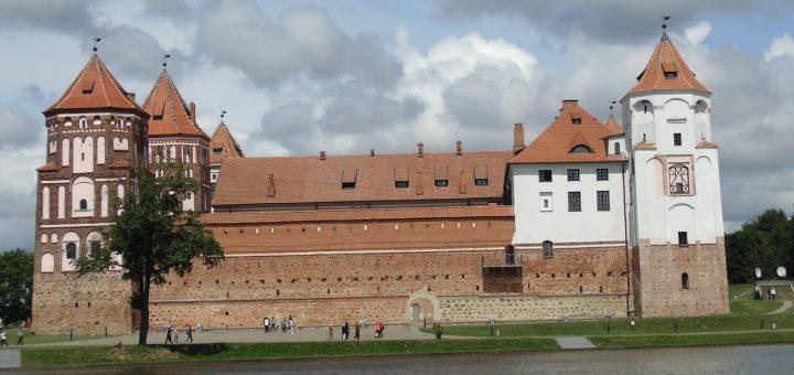 ミール地方の城と関連建物群