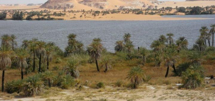 ウニアンガ湖群