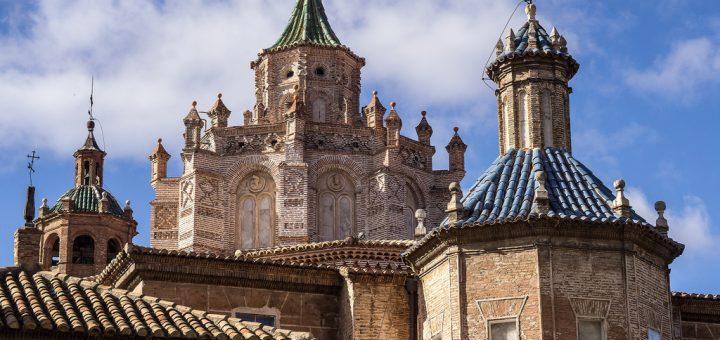アラゴンのムデハル様式の建築物