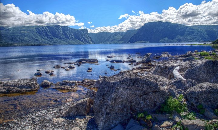 photo credit: Fjord on Western Brook pond via photopin (license)