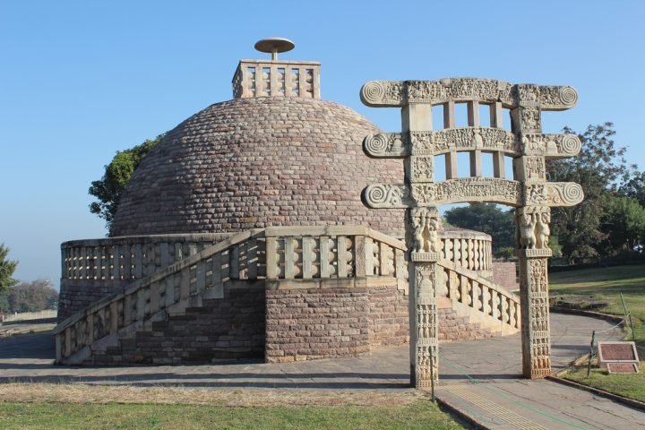 photo credit: Sanchi, Stupa 3 via photopin (license)