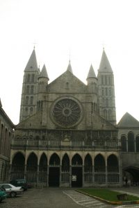 photo credit: Matthew Black Tournai Cathedral via photopin (license)
