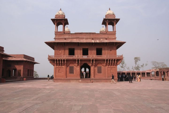 photo credit: Diwan-i-Khas, exterior via photopin (license)