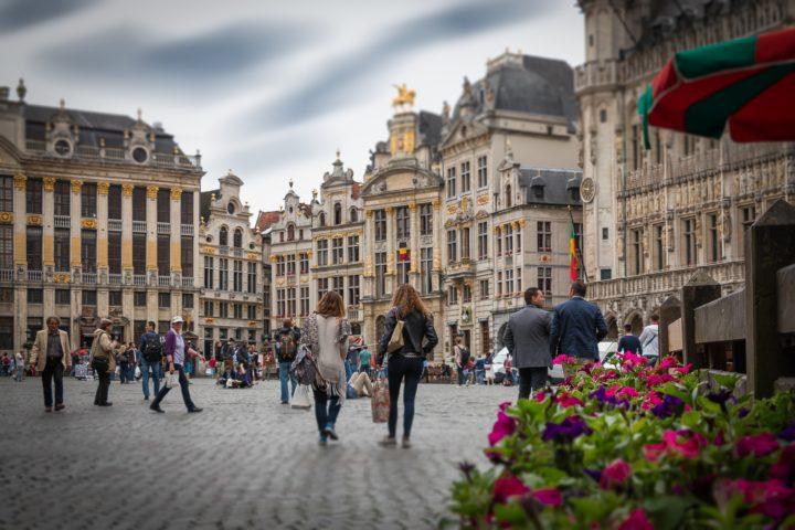 【世界遺産】ブリュッセルのグランプラス