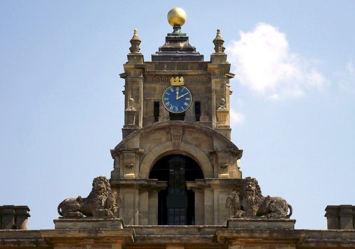 photo credit: Clock tower, Blenheim Palace via photopin (license)