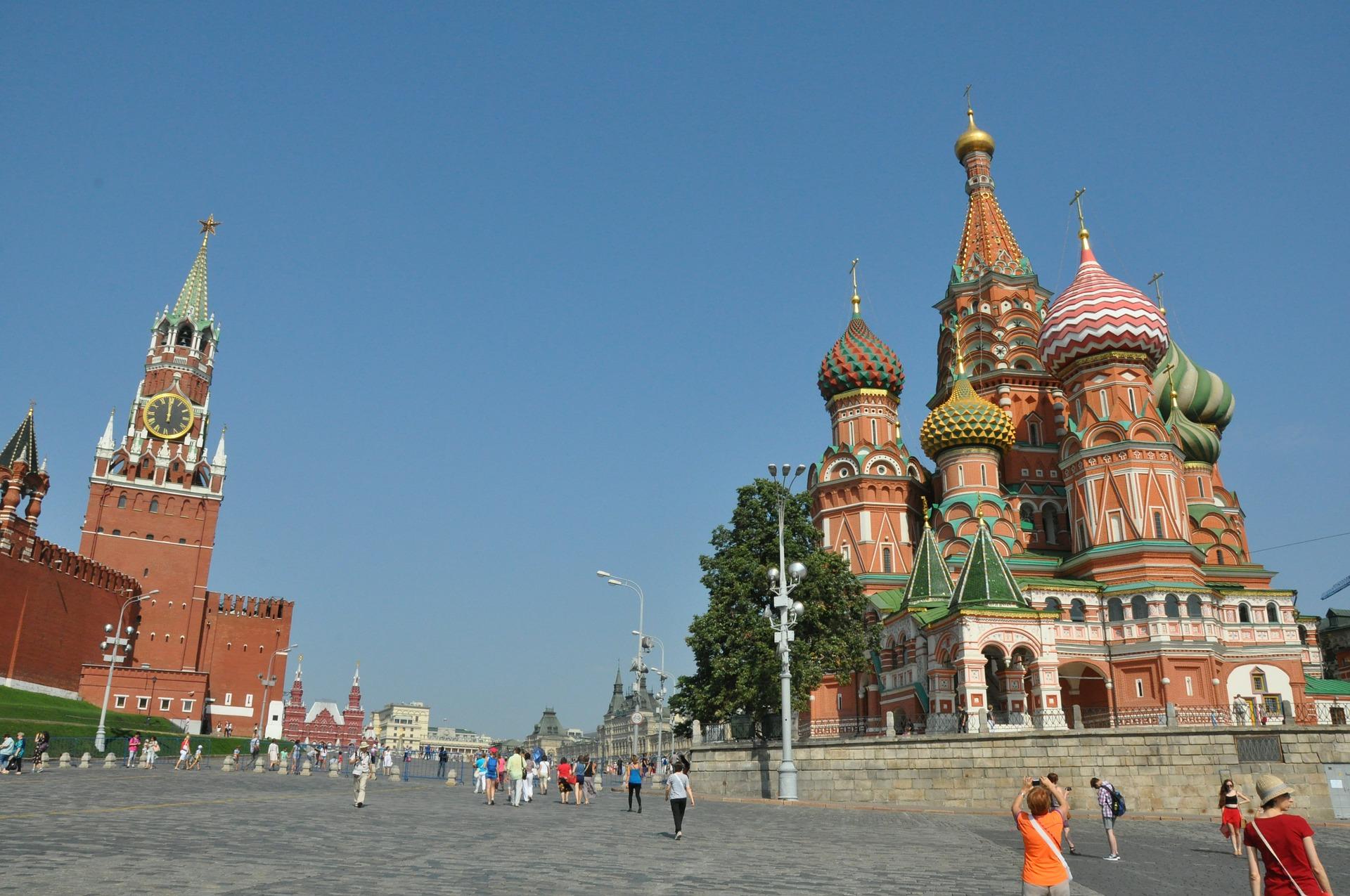 モスクワのクレムリンと赤の広場|ロシア|世界遺産オンラインガイド