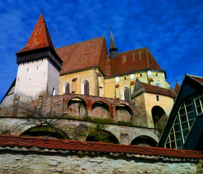 世界遺産オンラインガイドトランシルヴァニア地方の要塞聖堂のある村落群