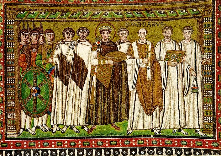 世界遺産ラヴェンナの初期キリスト教建築物群