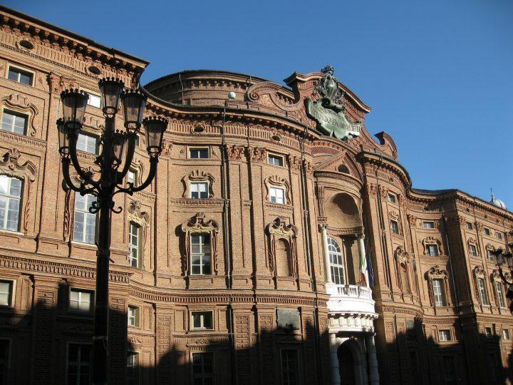 世界遺産:サヴォイア王家の王宮群・カリニャーノ宮殿