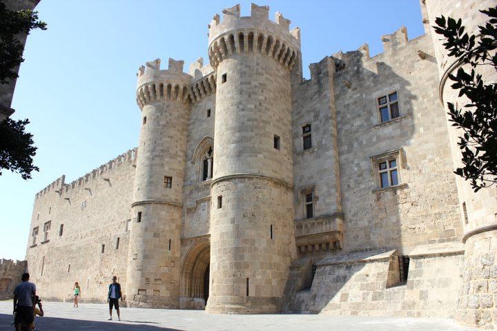 世界遺産:ロードスの中世都市・騎士団長の館